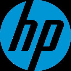 logo de hp un partner de pulsar technologies